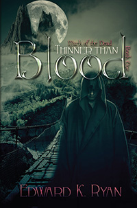 Book cover image for Thinner Than Blood